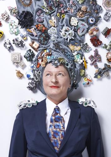 Concept Helen Britton. Photo Dirk Eisel. Styling Corrina Teresa  image