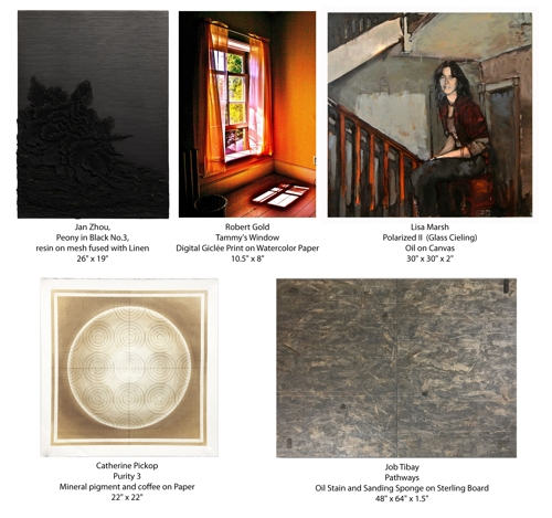 The 34th Chelsea International Fine Art Competition Exhibition  image