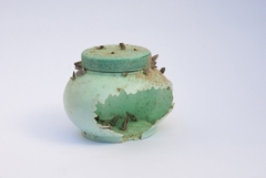 Liv Boyle, Mollusc, Baby, 2019, found object, 95 x 80 x 100mm, Photo: Liv Boyle | Courtesy the artist. image
