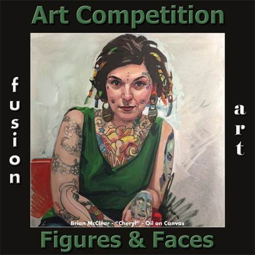 5th Annual Figures & Faces Art Competition image