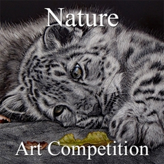 "9th Annual ""Nature"" Online Art Competition image"