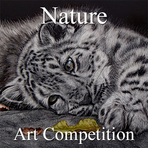 """9th Annual """"Nature"""" Online Art Competition image"""