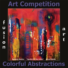 5th Annual Colorful Abstractions Art Competition image