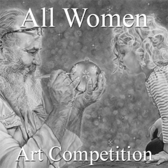 """Call for Art – 9th Annual """"All Women"""" Online Art Competition image"""