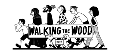 Exhibitions for Walking the Wood 2019 Festival image