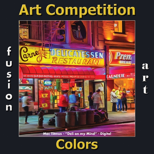 Call for Artists - 4th Annual Colors Art Competition image