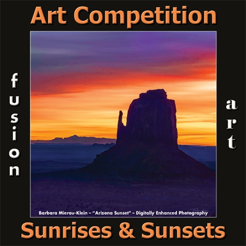 Sunrises & Sunsets Art Competition image