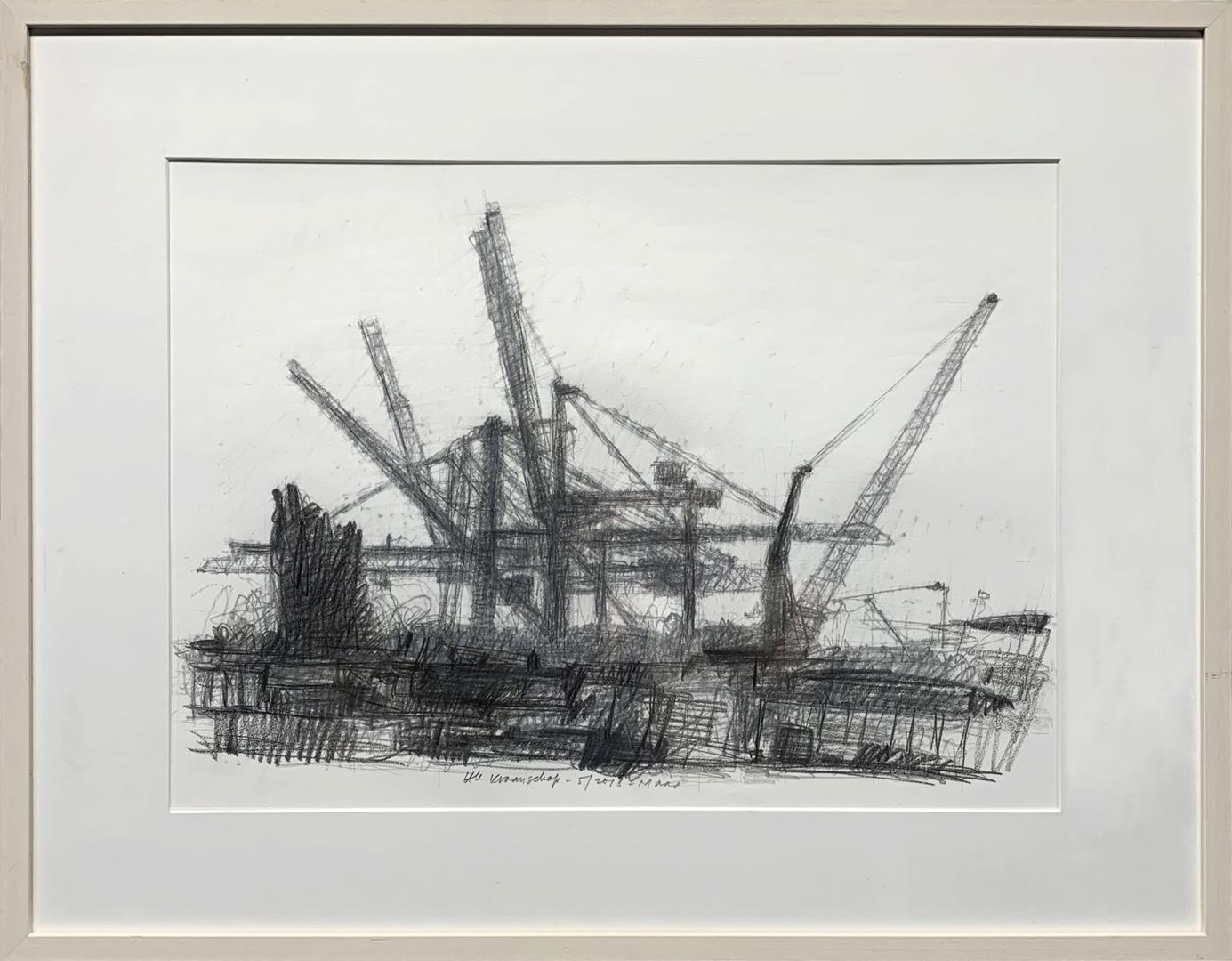 Cranescape, Rotterdam image