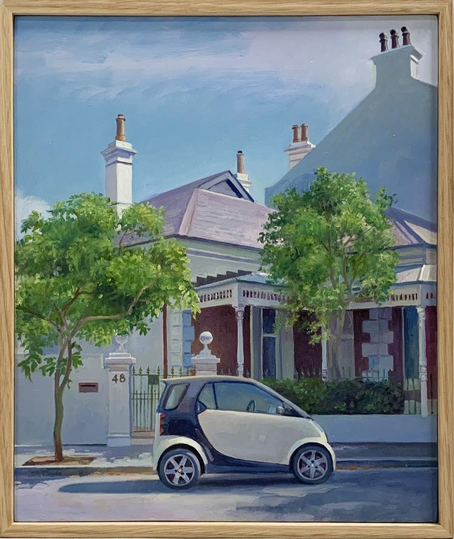 Smart car - 48 Jersey Rd, Woollahra image