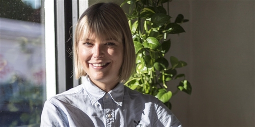 Kaitlin Reid of Reground talks sustainability in the coffee industry image