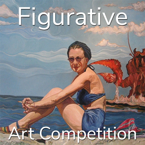 "Call for Art - 10th Annual ""Figurative"" Art Competition image"