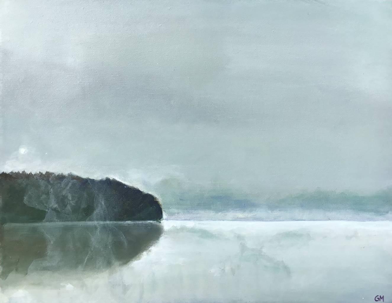 Gabriella Mirabelli, Croton Reservoir Fog image