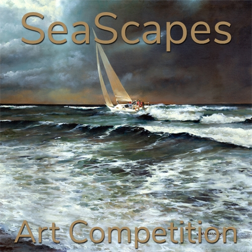 "Call for Art – 10th Annual ""SeaScapes"" Online Art Competition image"