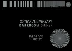 MGA 30 Year Anniversary Darkroom Dinner image