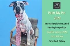 Paint My Pet Competition image