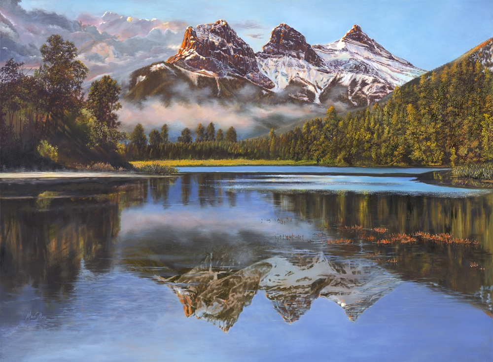 Landscapes and Waterscapes Exhibition image