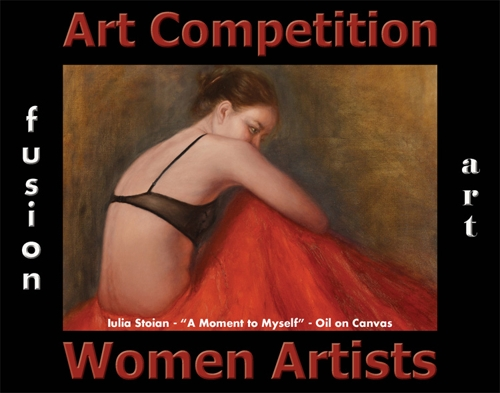 3rd Annual Women Artists Art Competition image