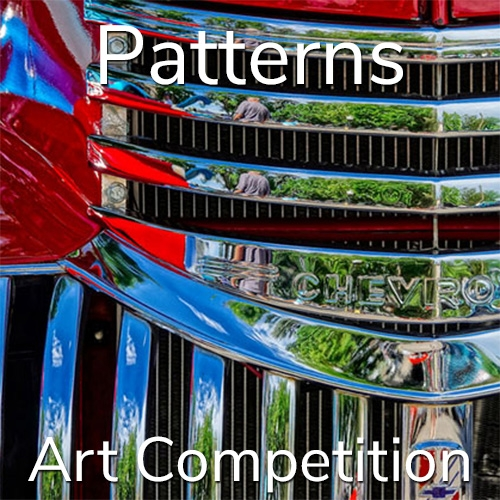 "4th Annual ""Patterns, Textures & Forms"" Online Art Competition image"