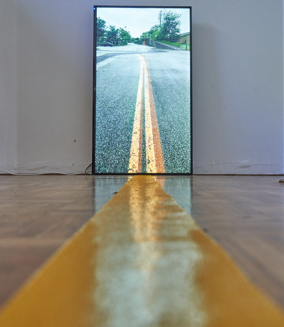 Roadworks by Michelle Le Dain image