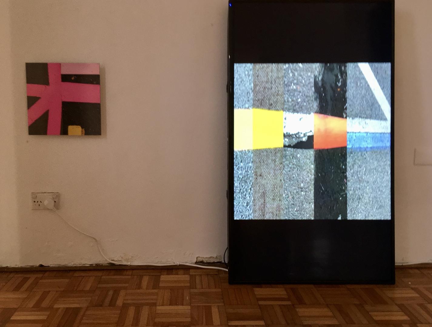 Roadworks by Michelle Le Dain & Pink/Shot image