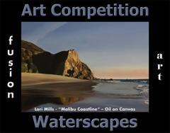 5th Annual Waterscapes Art Competition image