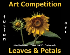 6th Annual Leaves & Petals Art Competition image