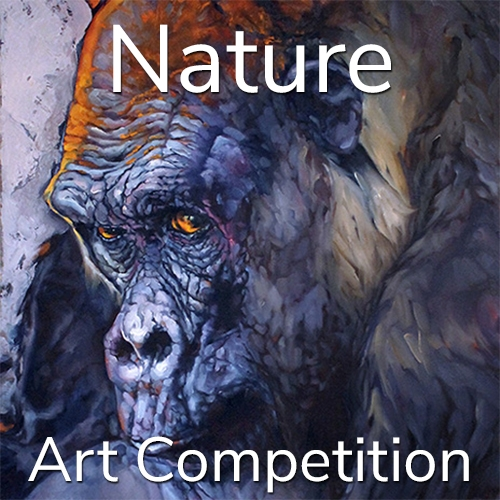 """10th Annual """"Nature"""" Online Art Competition image"""