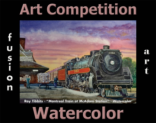 2nd Watercolor Art Competition image