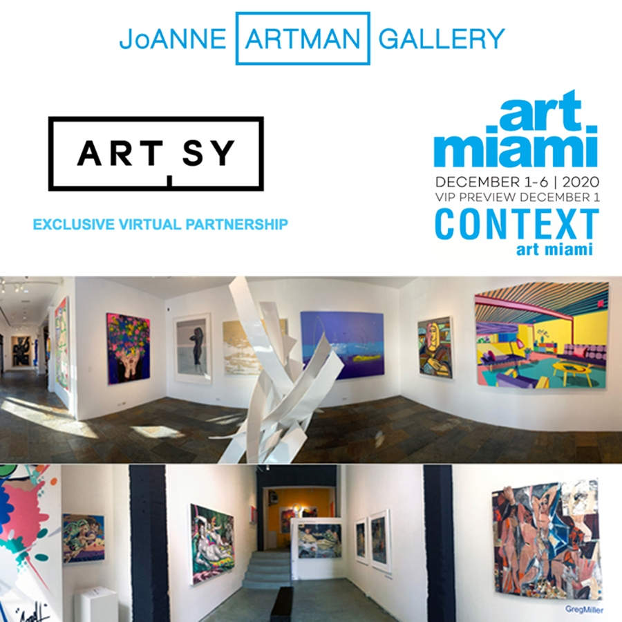 JoAnne Artman Gallery At 2020 Art Miami | CONTEXT + Artsy image