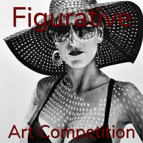 """11th Annual """"Figurative"""" Online Art Competition image"""