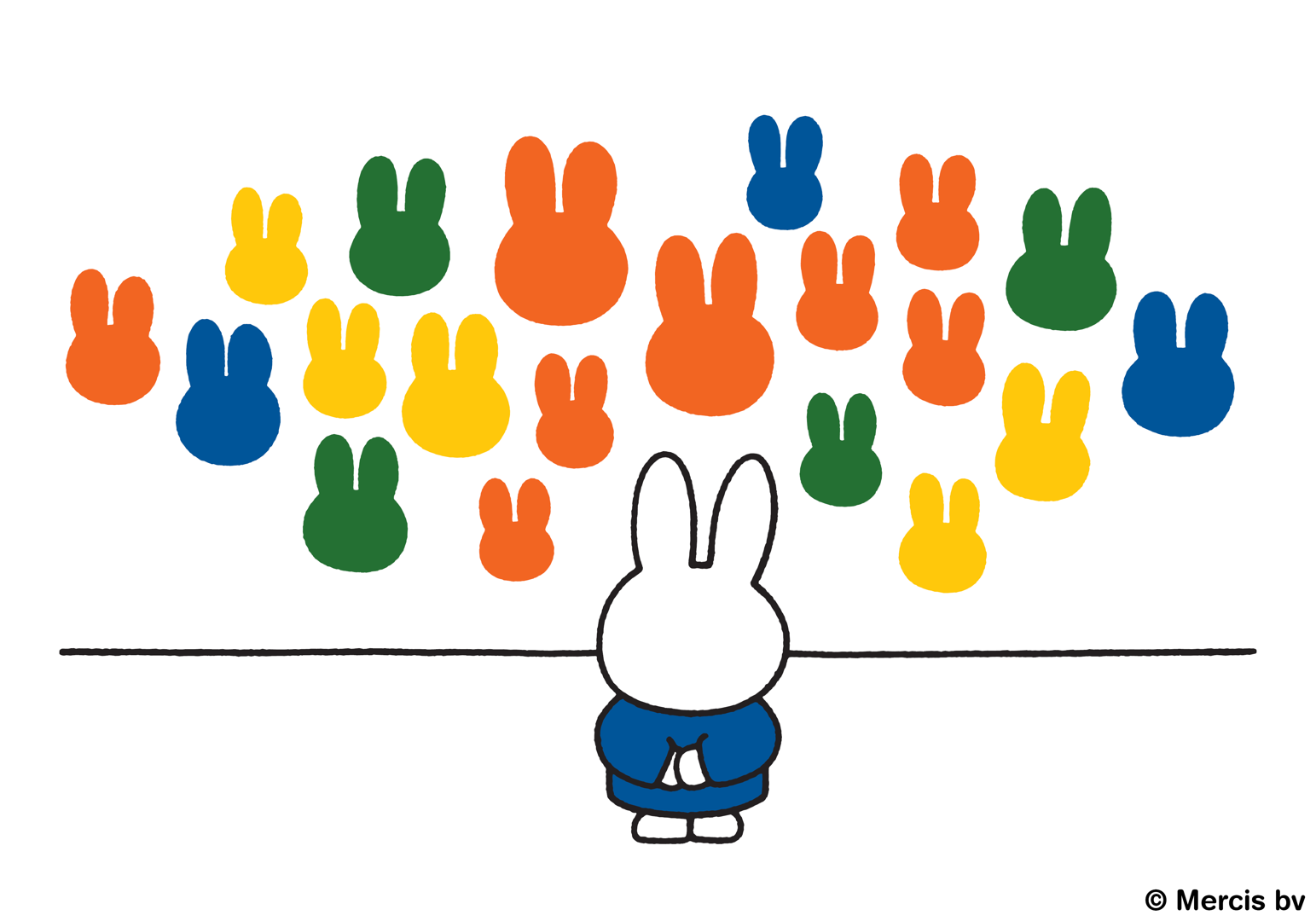 Bunjil Place Gallery proudly welcomes iconic design exhibition miffy & friends this autumn image