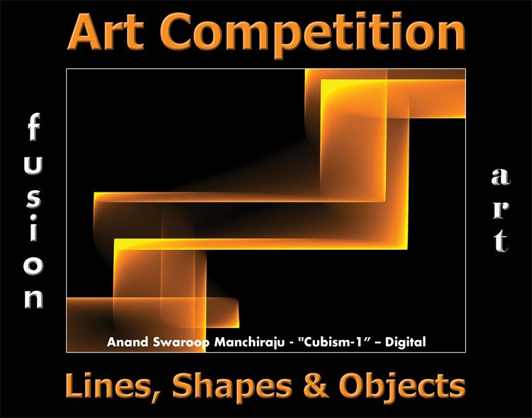 3rd Annual Lines, Shapes & Objects Art Competition image