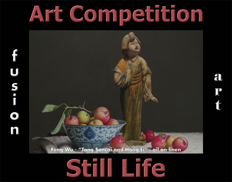 2nd Still Life Quarterly Art Competition - Deadline Extended to August 5, 2021 image