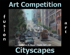 6th Annual Cityscapes Art Competition image