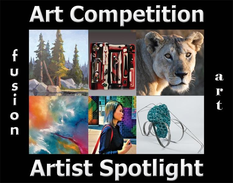13th Artist Spotlight Solo Art Competition image