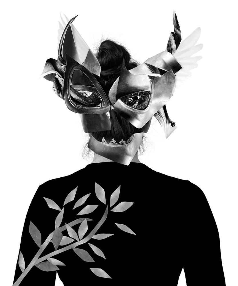 Shokoufeh Malekkiani, The Legend of the Phoenix #5, Photograph on Canson®Infinity PrintMaKing Rag, 39.5
