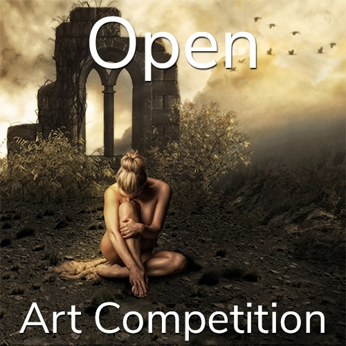 """Call for Art – 11th Annual """"Open"""" (No Theme) Online Art Competition image"""