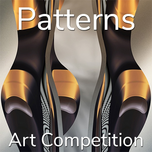 """5th Annual """"Patterns, Textures & Forms"""" Online Art Competition image"""