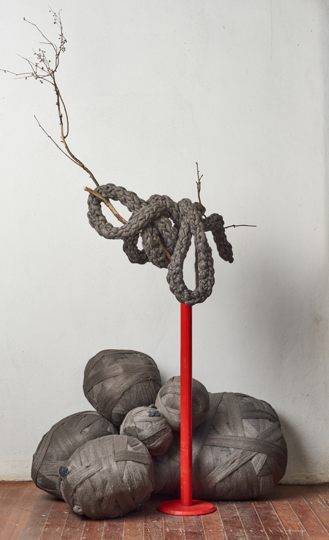 Linden New Art artist in residence Carolyn Menzies presents Of Slender Means image