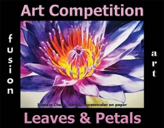 7th Annual Leaves & Petals Art Competition image