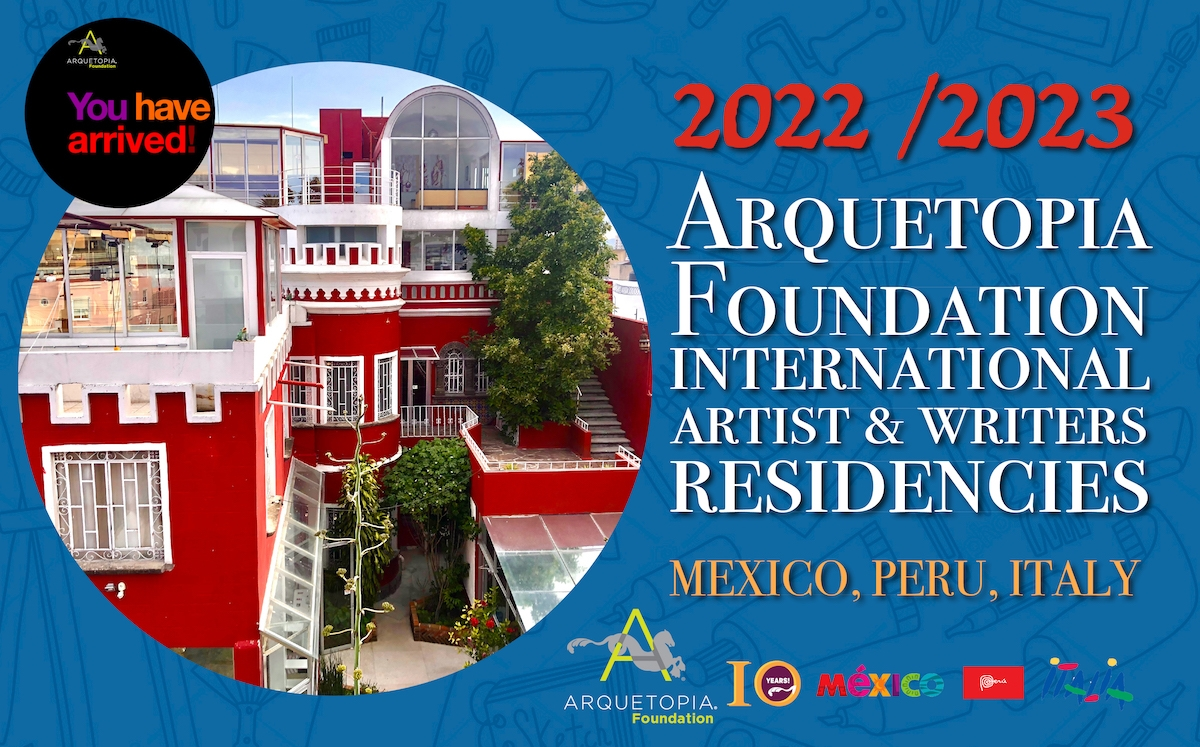 Arquetopia General Call 2022 2023 image