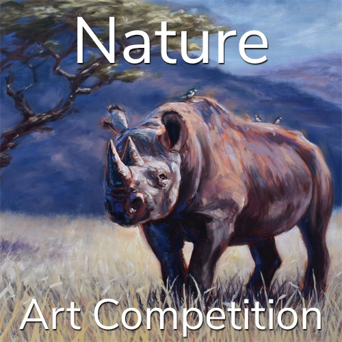 """Call for Art – 11th Annual """"Nature"""" Online Art Competition image"""