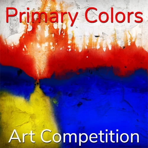 """Call for Art – 3rd Annual """"Primary Colors"""" Online Art Competition image"""