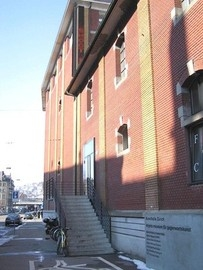 migros museum für gegenwartskunst  photo