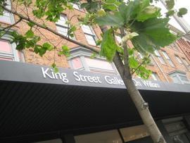 King Street Gallery on William photo