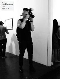 +Melbourne Art Review photo