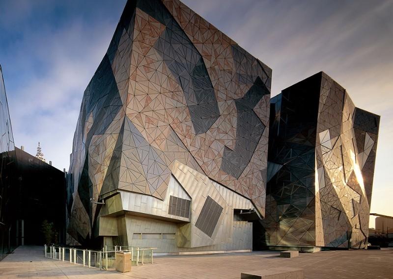 The Ian Potter Centre: NGV Australia photo