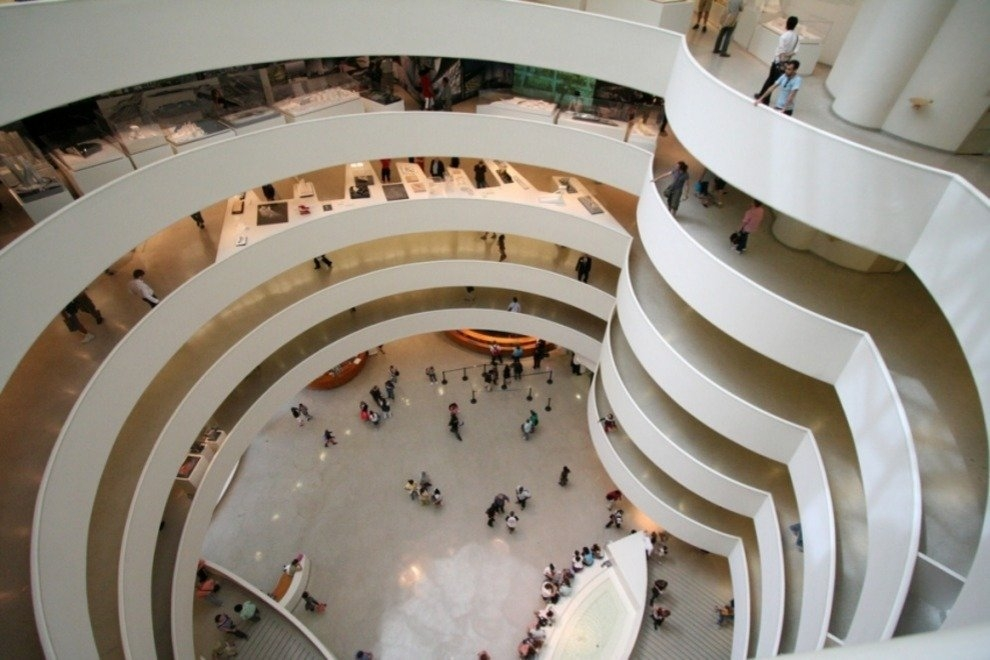 The Solomon R. Guggenheim Museum photo