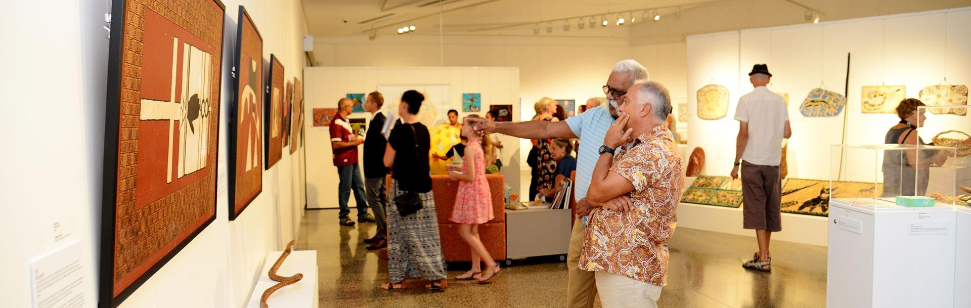 Hervey Bay Regional Gallery photo