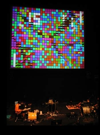 Japanese AV trio DVD play live at ACMI image